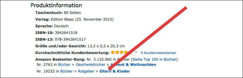 Kategorie-Amazon