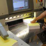 buchdruck-schneidemaschine