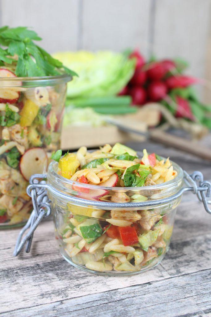 Salat-vorher