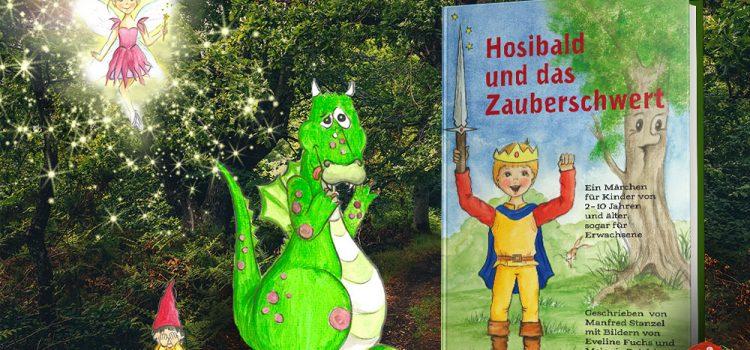 """Neuauflage von """"Hosibald und das Zauberschwert"""""""